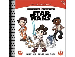 Art of Coloring Journey To SW LJK (ING) Libro