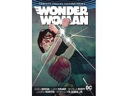 Wonder Woman Rebirth Dlx Coll v1 (ING/HC) Comic