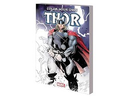 Color Your Own Thor (ING/TP) Comic