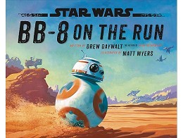 Star Wars Bb-8 On The Run (ING/HC) Comic