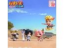 Set Figuras Naruto Shippuden Saiyuki Petit Chara!
