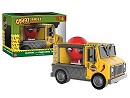 Figura Dorbz Ridez: Deadpool Chimichanga Truck