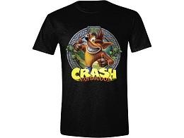 Polera Crash Bandicoot Logo L