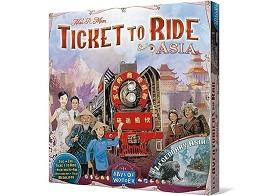 Aventureros al Tren! Asia (expansión)