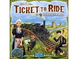 Aventureros al Tren! Países Bajos (expansión)
