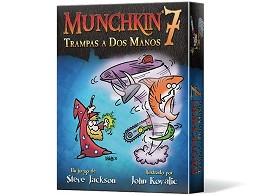 Munchkin 7: Trampas a dos manos (expansión)