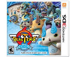 Yo-kai Watch Blasters: White Dog Squad 3DS