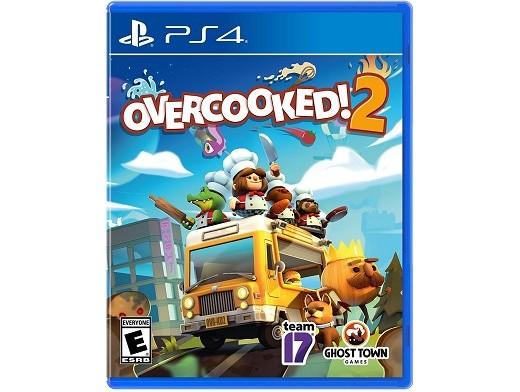 Overcooked! 2 PS4