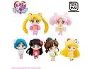 Figura Sailor Moon Cherry Blossom Fest (al azar)