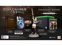 Soul Calibur VI Collectors Edition XBOX ONE