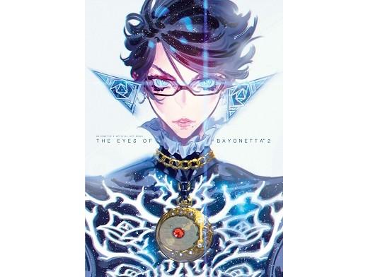 The Eyes of Bayonetta 2 (ING) Libro