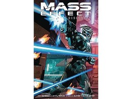 Mass Effect Discovery (ING/TP) Comic