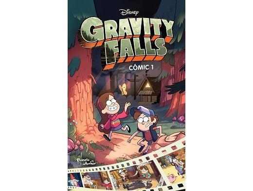 Gravity Falls Cómic 1 (ESP/TP) Comic