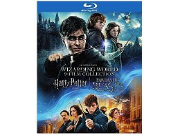 Harry Pottter Wizarding W 9film Collection Blu-ray