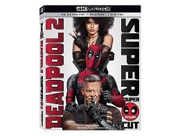 Deadpool 2 4K Blu-ray