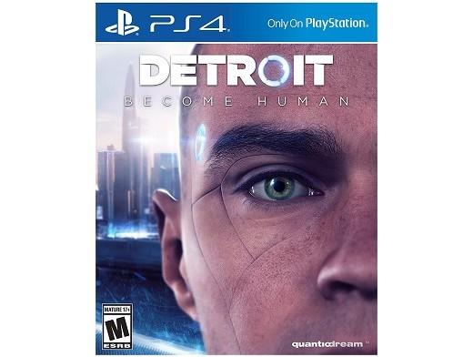 Detroit: Become Human PS4 (caja rota)