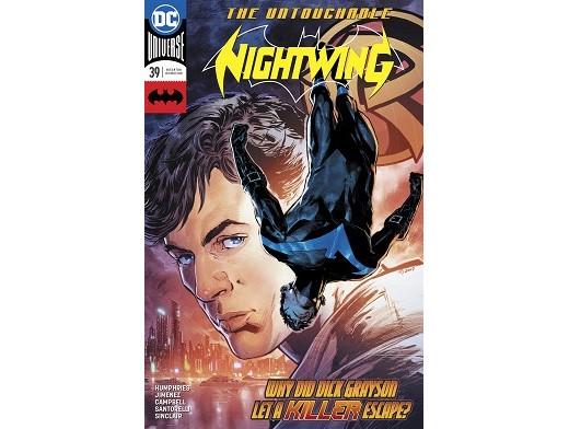 Nightwing #39 (ING/CB) Comic