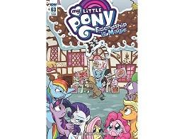 My Little Pony FriendS Is Magic #63 (ING/CB) Comic