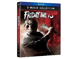 Friday The 13th The Ultimate Collection Blu-Ray