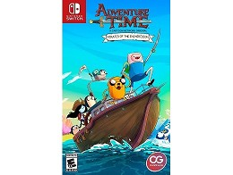 Adventure Time: Pirates of the Enchiridion NSW