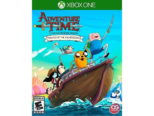 Adventure Time Pirates of the Enchiridion XBOX ONE