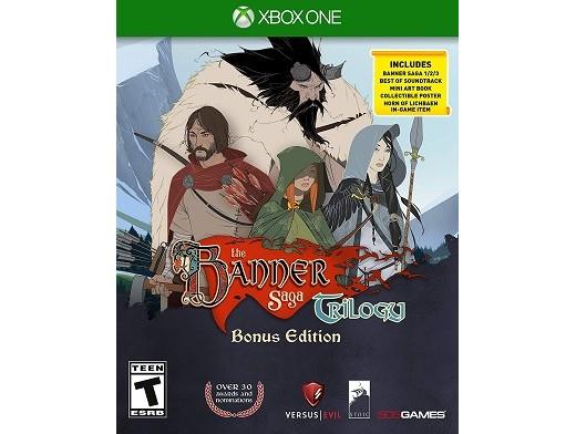 The Banner Saga Trilogy: Bonus Edition XBOX ONE