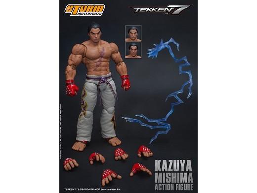 Figura Kazuya Mishima Tekken 7 Storm Collectibles