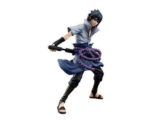 Estatua G.E.M. Naruto Uchiha Sasuke