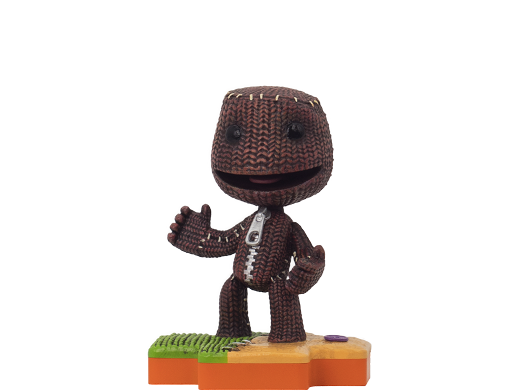 Figura Totaku Little Big Planet: Sackboy