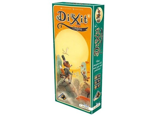 Dixit: Origins Expansión