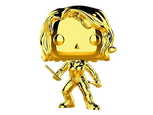 Figura POP Marvel Studios 10 Black Widow Gold Ed