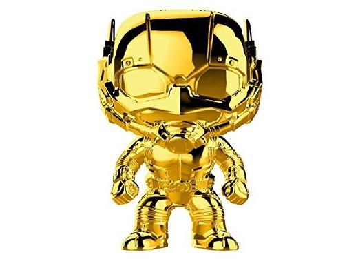 Figura POP Marvel Studios 10 Ant-Man Gold Ed