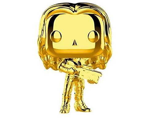 Figura POP Marvel Studios 10 Gamora Gold Ed
