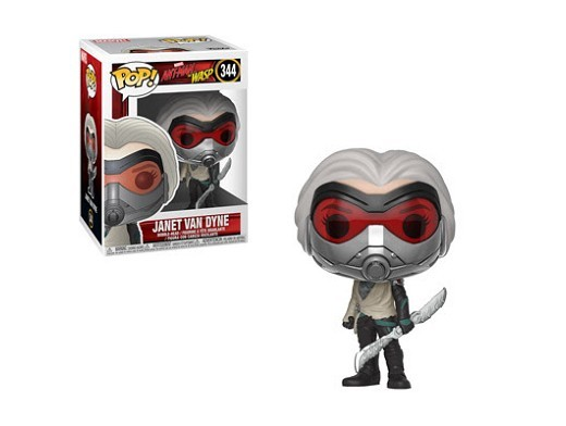 Figura POP! MARVEL: Ant-Man & The Wasp - Janet