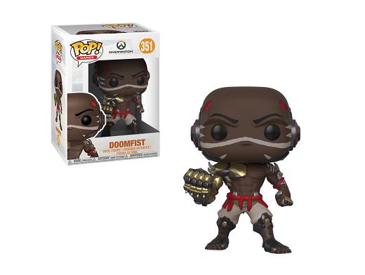 Figura Pop! Games: Overwatch - Doomfist