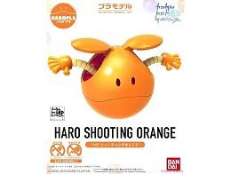 Model Kit Gundam Haro Shooting Orange HaroPla