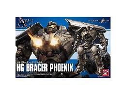 Model Kit Bracer Phoenix Pacific Rim Uprising HG