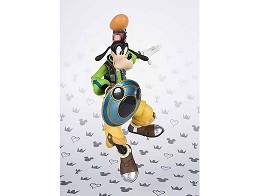 Figura Goofy Kingdom Hearts II S.H. Figuarts
