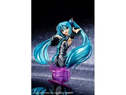 Model Kit Bust Hatsune Miku Limited Color Vocaloid