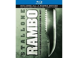 Rambo Complete Collector's Set Blu-ray