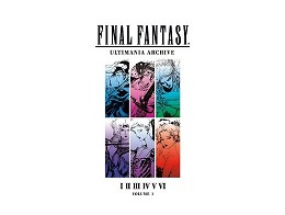 Final Fantasy Ultimania Archive Vol. 1 (ING) Libro