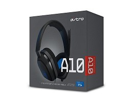 ASTRO Gaming A10 Gaming Headset PS4