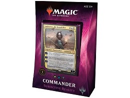 Mazo MTG Commander - Subjective Reality (inglés)