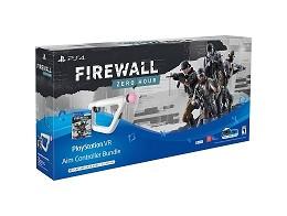 Firewall Zero Hour VR Aim Controller Bundle PS4