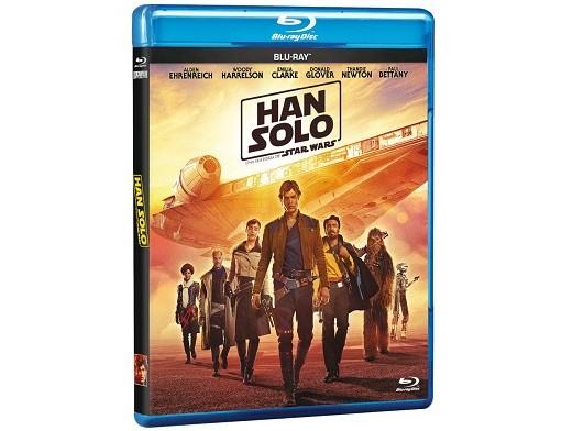 Han Solo Una Historia de Star Wars Blu-ray