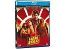 Han Solo Una Historia de Star Wars Blu-ray + Bonus