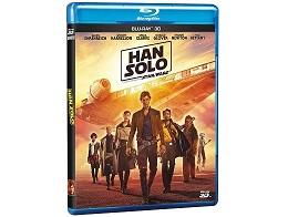 Han Solo Una Historia de Star Wars Blu-ray 3D