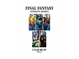 Final Fantasy Ultimania Archive Vol. 3 (ING) Libro