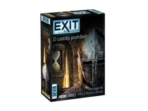 Exit 04 El Castillo Prohibido - Juego de Mesa