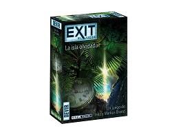 Exit 5 La Isla Olvidada - Juego de Mesa
